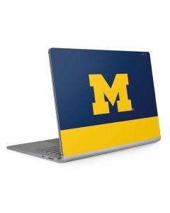 University of Michigan Logo Surface Book 2 13.5in Skin