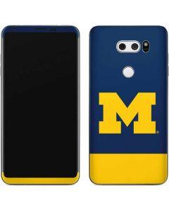 University of Michigan Logo V30 Skin