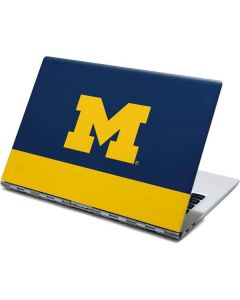 University of Michigan Logo Yoga 910 2-in-1 14in Touch-Screen Skin