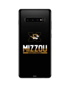 University of Missouri Mizzou Galaxy S10 Plus Skin