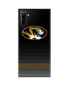 University of Missouri Striped Galaxy Note 10 Skin