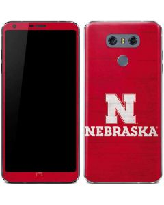 University of Nebraska Cornhuskers LG G6 Skin