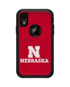University of Nebraska Cornhuskers Otterbox Defender iPhone Skin