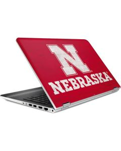 University of Nebraska Cornhuskers HP Pavilion Skin