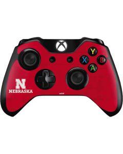 University of Nebraska Cornhuskers Xbox One Controller Skin