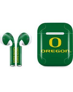 University of Oregon Apple AirPods Skin