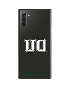 University of Oregon Fade Galaxy Note 10 Skin