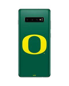 University of Oregon Galaxy S10 Plus Skin