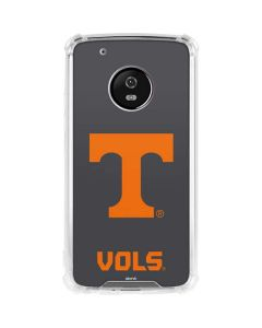University of Tennessee Logo Moto G5 Plus Clear Case