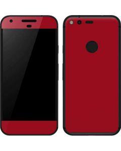 Upsdell Red Google Pixel Skin