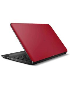 Upsdell Red HP Notebook Skin