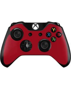 Upsdell Red Xbox One Controller Skin