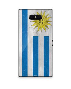 Uraguay Flag Distressed Razer Phone 2 Skin