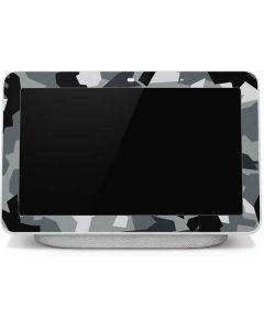 Urban Camouflage Black Google Home Hub Skin