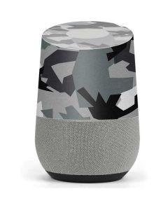 Urban Camouflage Black Google Home Skin