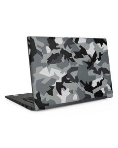 Urban Camouflage Black Dell Latitude Skin