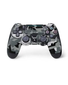 Urban Camouflage Black PS4 Pro/Slim Controller Skin