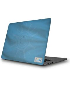 Uruguay Soccer Flag Apple MacBook Pro Skin