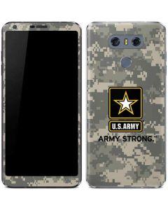 US Army Digital Camo LG G6 Skin