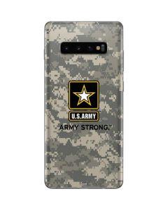 US Army Digital Camo Galaxy S10 Plus Skin