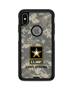 US Army Digital Camo Otterbox Commuter iPhone Skin