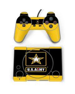 US Army PlayStation Classic Bundle Skin