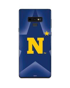 US Naval Academy Blue Star Galaxy Note 9 Skin