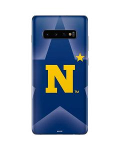 US Naval Academy Blue Star Galaxy S10 Plus Skin
