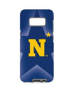 US Naval Academy Blue Star Galaxy S8 Pro Case