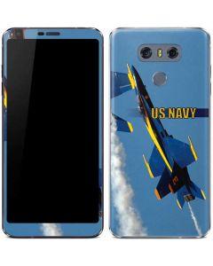 US Navy Blue Angels LG G6 Skin