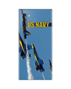 US Navy Blue Angels Galaxy Note 10 Skin