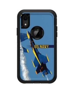 US Navy Blue Angels Otterbox Defender iPhone Skin