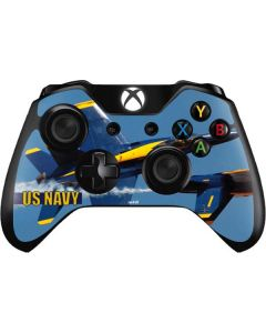 US Navy Blue Angels Xbox One Controller Skin