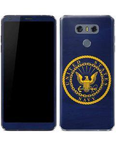 US Navy Enlarged LG G6 Skin