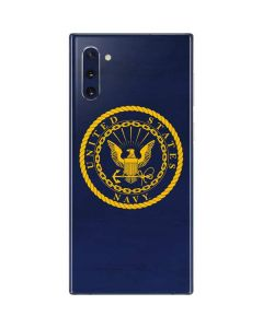 US Navy Enlarged Galaxy Note 10 Skin