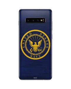 US Navy Enlarged Galaxy S10 Plus Skin