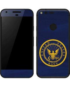 US Navy Enlarged Google Pixel Skin