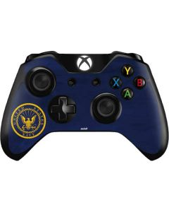 US Navy Enlarged Xbox One Controller Skin