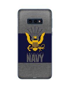 US Navy Grey Galaxy S10e Skin