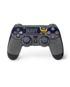 US Navy Grey PS4 Pro/Slim Controller Skin