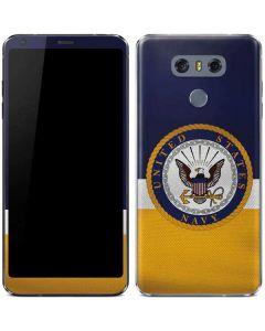 US Navy Striped LG G6 Skin