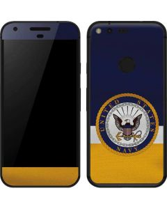 US Navy Striped Google Pixel Skin