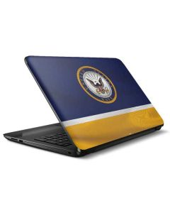 US Navy Striped HP Notebook Skin