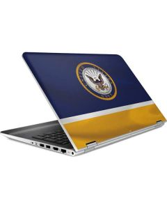 US Navy Striped HP Pavilion Skin