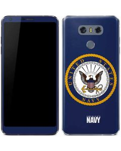 US Navy Symbol LG G6 Skin