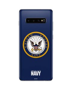 US Navy Symbol Galaxy S10 Plus Skin