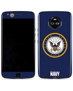 US Navy Symbol Moto X4 Skin