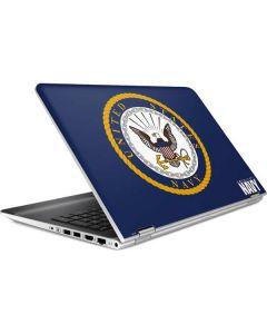 US Navy Symbol HP Pavilion Skin