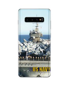 US Navy USS Constellation Galaxy S10 Plus Skin