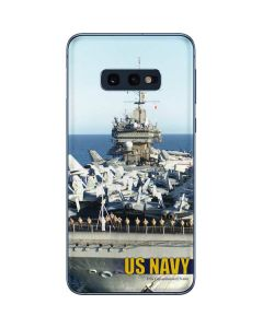 US Navy USS Constellation Galaxy S10e Skin